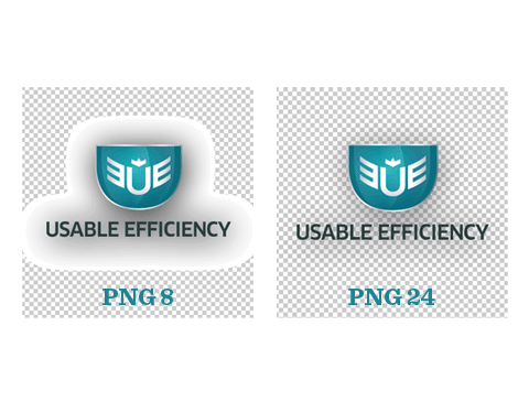 Overview of the 3 image formats on the web and solving the problems of PNG usage.
