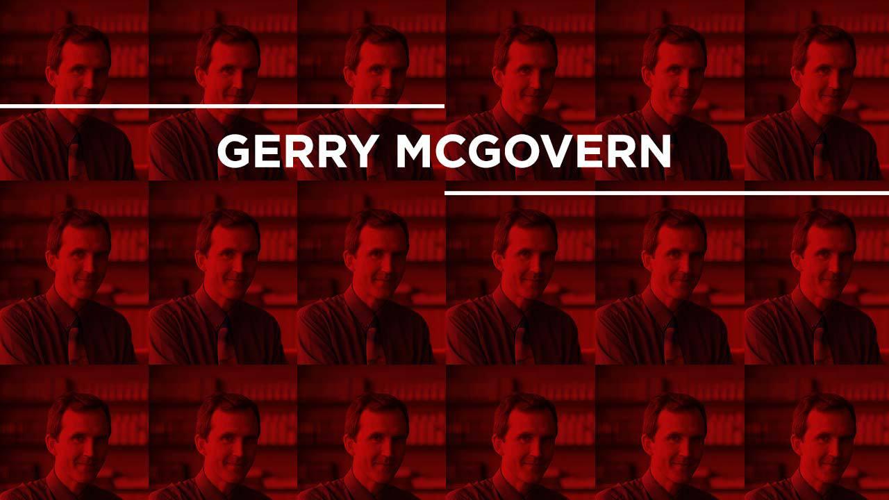 Gerry McGovern - Top Tasks